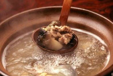 すっぽん鍋2